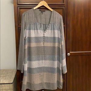 BCBG Maxazria Long Sleeve Dress